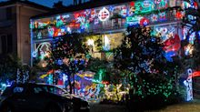 The heartwarming story behind Sydney's brightest, most festive street