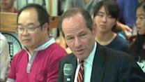 Spitzer's opponents try to gain support for Stringer