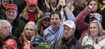 Trump supporters evoke threat of 'shooting civil war'