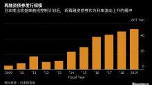 手中王牌在握 日本刺激計畫料不會在債市掀起風浪