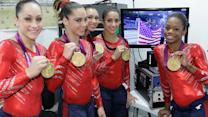 Gymnastics' biggest winners and losers in 2012