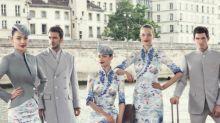 Die stylishsten Flugbegleiter-Uniformen