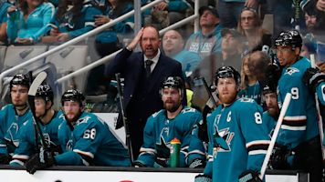 Injury added to insult for Sharks in Game 5 rout