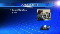 Unemployment rate in Carolinas
