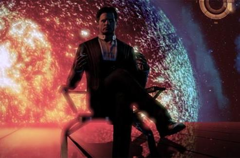 Mass Effect Evolution comic to take the illusive out of the Illusive Man
