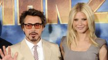 Gwyneth Paltrow and Robert Downey Jr. Reunite Virtually to Encourage Voter Registration