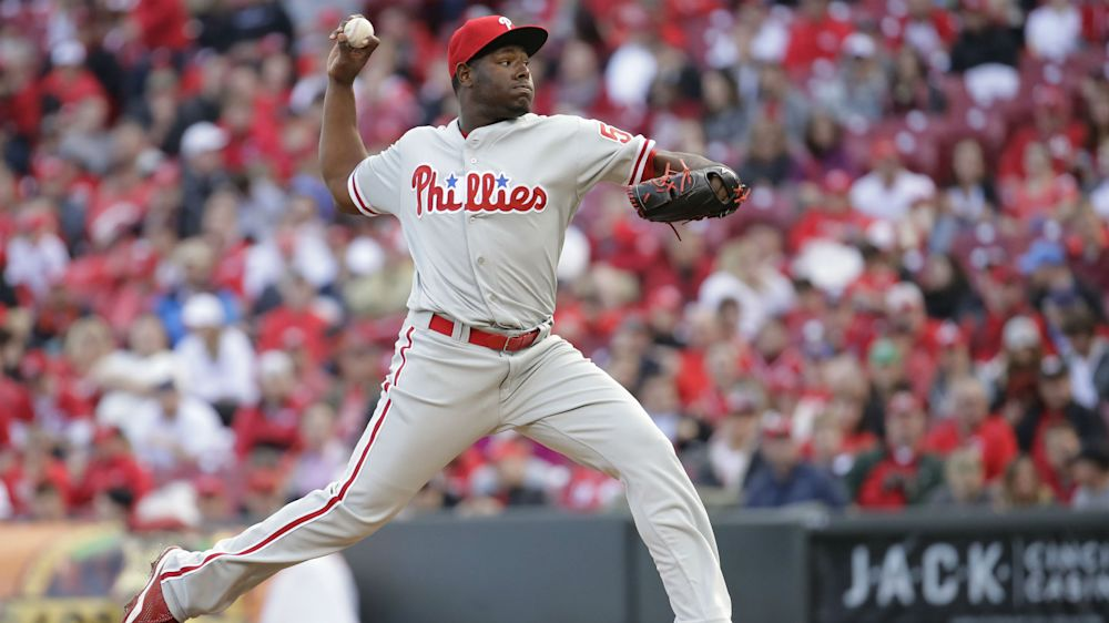 Phillies ready to give Hector Neris save opportunities