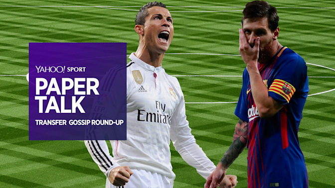 Paper Talk: Cristiano Ronaldo and Lionel Messi to renew rivalry in Manchester?