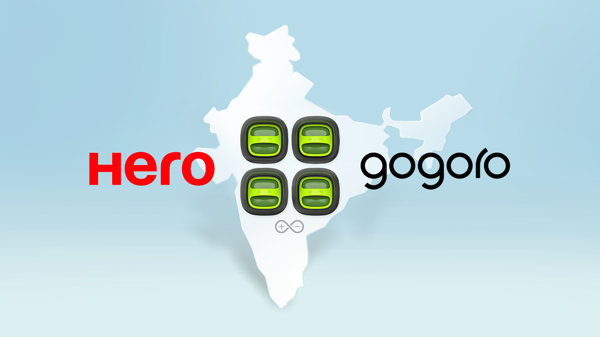 Gogoro partners with India's Hero MotoCorp, one of the world's largest two-wheel vehicle makers