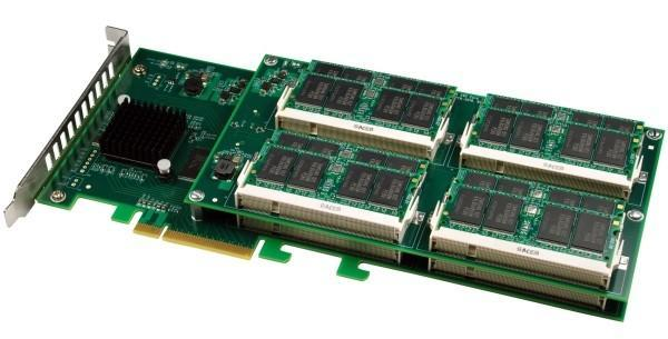OCZ's Z-Drive gets swappable NAND sticks, ludicrous speed in second incarnation