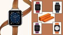 一萬有找 可能是最平的Hermès入門手錶!Apple Watch Hermès第六代登場 愛馬仕錶帶6隻新色:經典橙色、氣質紫、海軍藍⋯⋯