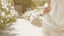 Des photos de mariage révèlent un début de cancer de la peau