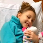 Girl, 7, dies during surgery to remove tonsils