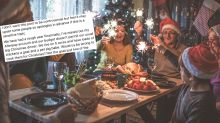 This mum's Christmas dilemma will make you gasp