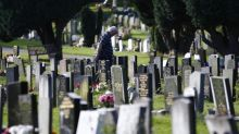 Shares in funeral provider Dignity soar as number of deaths increase in first quarter