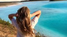 Turquoise lake loved by Instagrammers turns out to be toxic waste dump