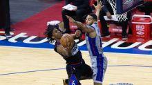 Joel Embiid, Dwight Howard Lead Sixers Over Pistons