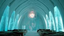 Sweden's Famous Ice Hotel Opens