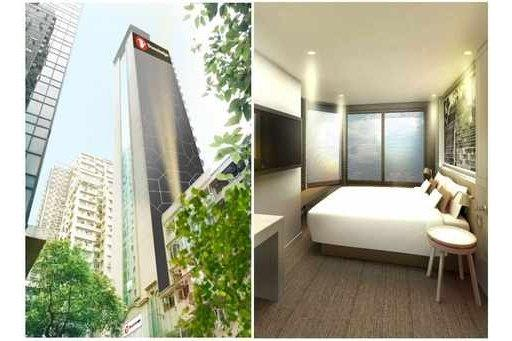 Travelodge opens second hotel in hong kong colourmoves