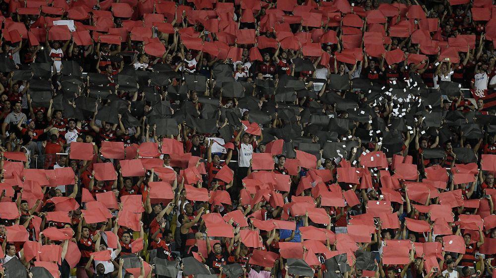 """Torcida do Flamengo """"manda"""" na Libertadores: sabe o motivo!"""