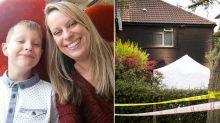 Heartbroken mum who hanged herself was a 'dead woman walking' after son died in house blaze