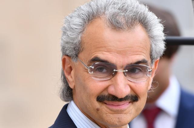 Saudi Arabia arrests one of tech's biggest investors