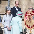 Why Prince Philip Isn't at Easter Church Services with the Rest of the Royal Family Today