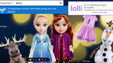 Bitcoin shopping app Lolli has quietly added big names like Walmart and Ulta
