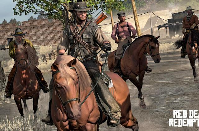Xbox One X enhancements come to 'Red Dead Redemption' and 'Portal 2'