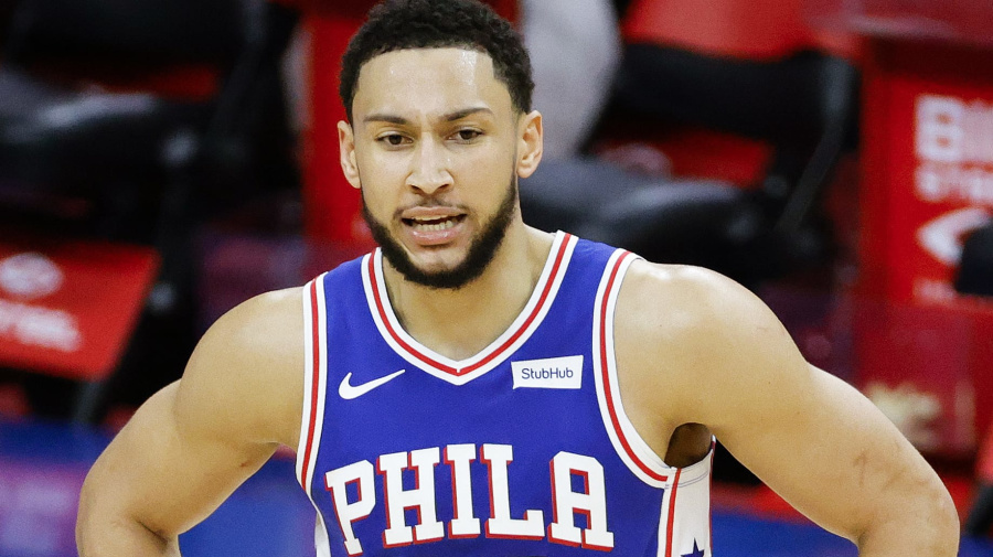 The Sixers can't win a title with Ben Simmons