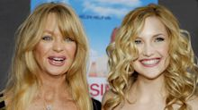 Goldie Hawn Sends Kate Hudson Touching Message on Her 37th Birthday