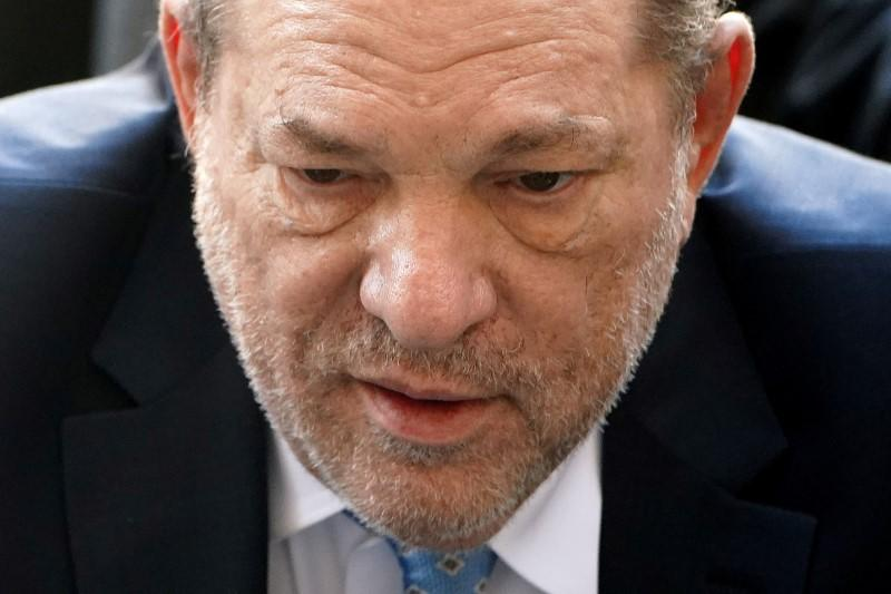 Harvey Weinstein tests positive for coronavirus in prison: correctional officers' union official