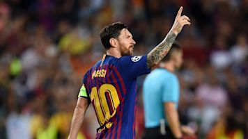 Messi still making the amazing look routine