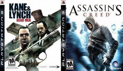 Deal: Assassin's Creed, Kane & Lynch for $40 each