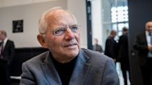 Kreise: Schäuble soll Bundestagspräsident werden