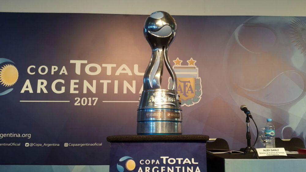 Final de la Copa Argentina 2017: equipos, cuándo y dónde se jugaría