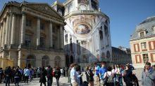 La Chapelle royale de Versailles en pleine restauration