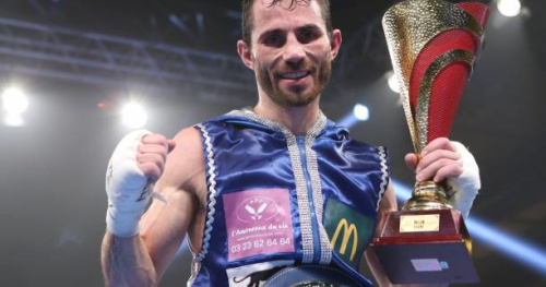 Boxe - IBF - Super-plume - Un Mondial pour Guillaume Frénois ?