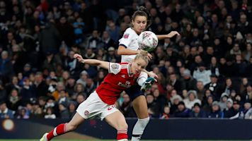 Arsenal-Spurs sets WSL attendance record