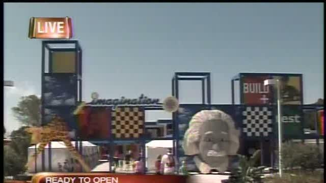 Legoland opens Saturday