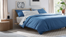 Everything at Brooklinen is 20 percent off today, including the Ferrari of all sheet sets