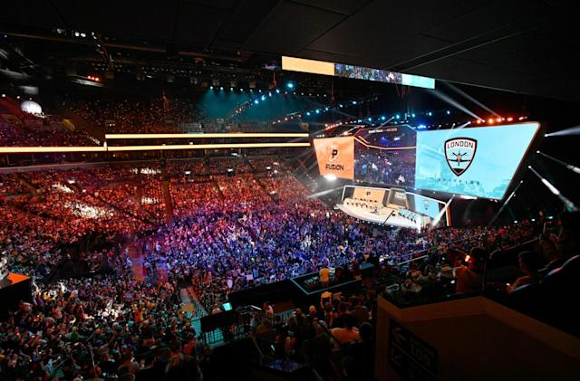 Overwatch League adds teams from Toronto, Vancouver and Paris