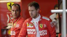 F1's Sebastian Vettel riled by suggestion his stock has fallen at Ferrari