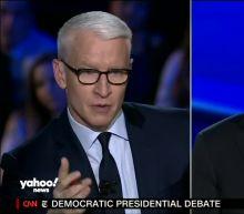 Joe Biden at Democratic debate: 'My son did nothing wrong'