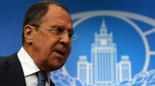 Syria talks in Astana meant to 'consolidate' ceasefire: Lavrov