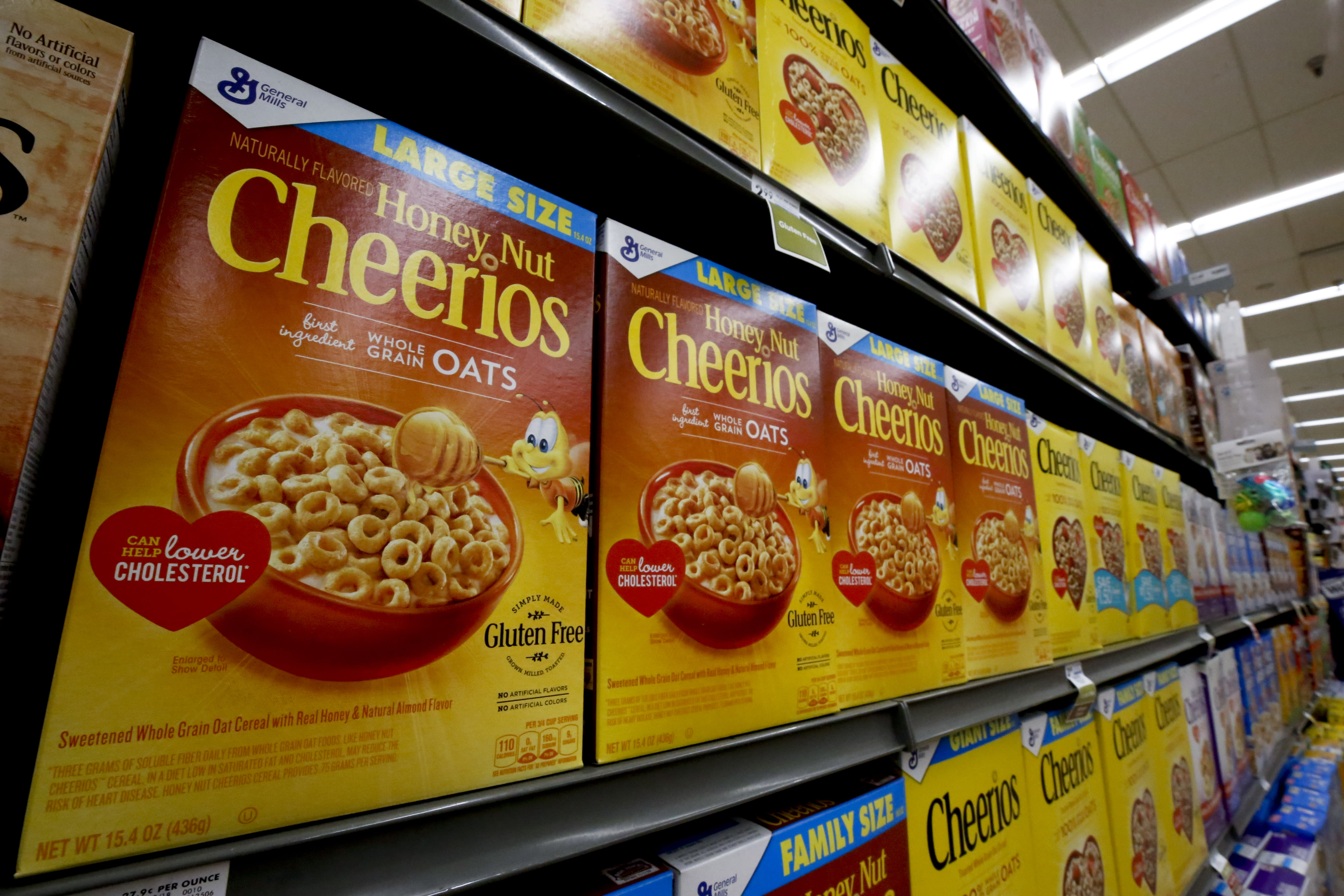 General Mills holds a tiny stake in the surging Beyond Meat