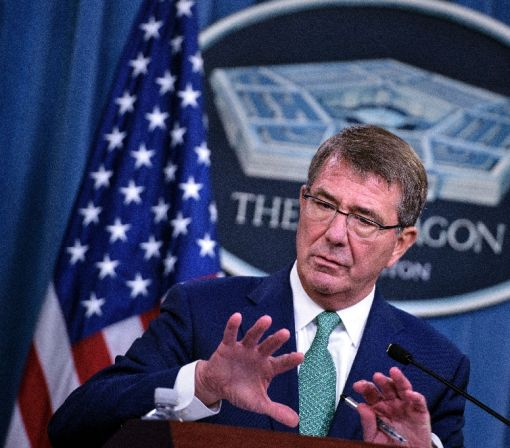 Pentagon chief calls Russia out over 'nuclear saber-rattling'
