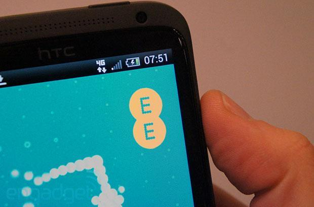 EE details UK 4G pricing: Unlimited calls, texts and 500MB of data starts at £36