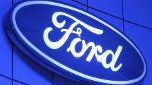 Los beneficios netos de Ford en los nueve primeros meses del año caen un 53,8 %