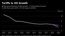 Arancel de Trump amenaza meta de crecimiento económico de China